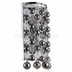 Накладной светильник MALLORCA AP2 CHROME/SMOKE Crystal lux