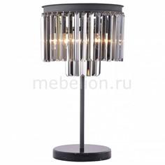 Настольная лампа декоративная Nova Cognac 3002/05 TL-3 Divinare