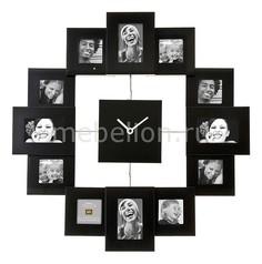 Настенные часы (40x40 см) Family Time 312820 ОГОГО Обстановочка