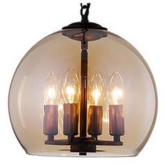 Подвесной светильник KRUS SP4 BOLL Crystal lux