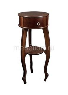 Подставка Берже 12 темно-коричневый Мебелик