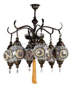 Люстра на штанге Марокко 0215T/6,04 (70) Kink Light
