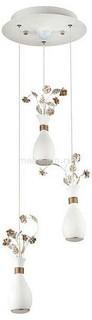 Подвесной светильник Carolis 4035/18L Odeon Light