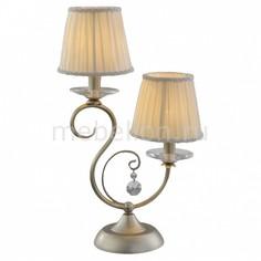 Настольная лампа декоративная ASTRA LG2 Crystal lux