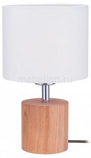 Настольная лампа декоративная Trongo Oiled oak 7081174 Spot Light