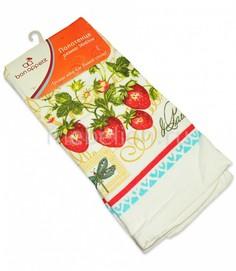 Полотенце для кухни Strawberry Bon Appetit