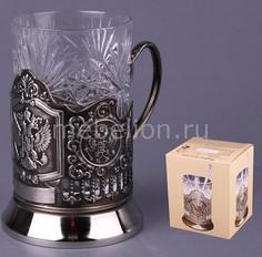 Высокий стакан Герб России 386-532 АРТИ М