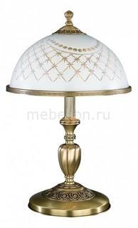 Настольная лампа декоративная P 7002 M Reccagni Angelo