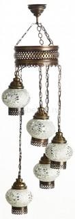 Подвесная люстра Марокко 0512,01 Kink Light