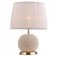 Настольная лампа декоративная ADAGIO TL1 Crystal lux