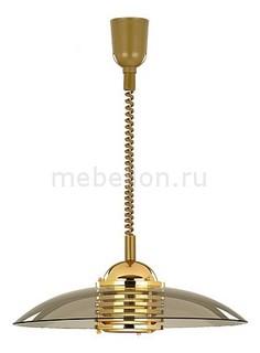 Подвесной светильник Astra золото Eurosvet