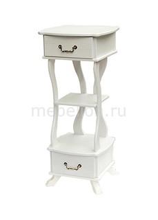 Подставка Берже 14 ясень белый Мебелик