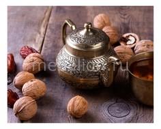 Панно (50х40 см) Восточный чайник 1738029К5040 Ekoramka