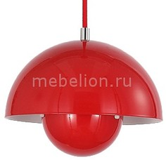 Подвесной светильник Narni 197.1 rosso Lucia Tucci