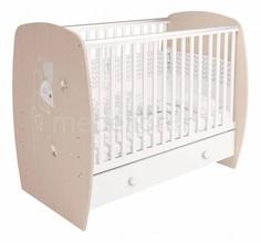 Кроватка Polini kids French 710 Amis с ящиком