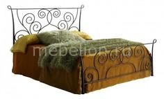 Кровать двуспальная Fantasy 1.8 состаренное золото Dupen