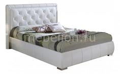 Кровать двуспальная 661 Cinderella Dupen