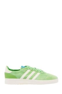 Зеленые кроссовки Spezial Adidas