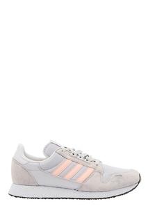 Серые кроссовки Spezial Adidas