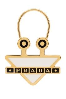 Декоративное кольцо для ключей Prada
