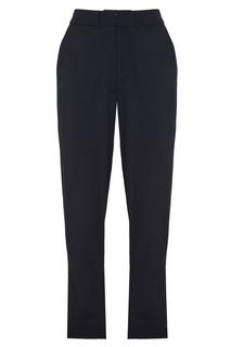 Черные шерстяные брюки ЛИ ЛУ