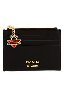 Чехол для кредитных карт Prada