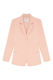Розовый жакет с карманами Nebo