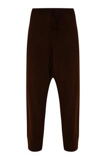 Коричневые брюки Tegin