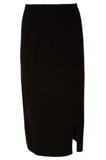 Черная юбка Tegin