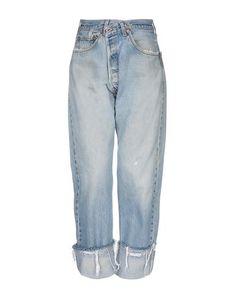Джинсовые брюки-капри Kendall + Kylie With Levis