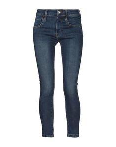 Джинсовые брюки-капри Fornarina