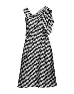 Платье до колена Carolina Herrera