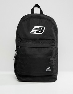 Черный рюкзак с логотипом New Balance 500387-001 - Черный