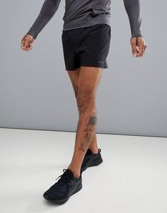 Черные короткие шорты ASOS 4505 - Черный