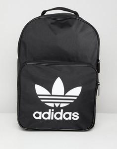 Черный классический рюкзак adidas Originals - Черный