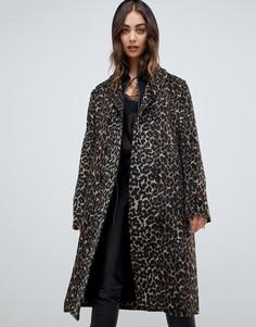 2fb74a82877 Купить женские пальто с завязками в интернет-магазине Lookbuck