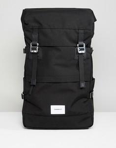 Черный рюкзак Sandqvist - Черный