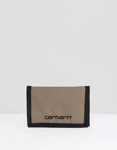 Светло-бежевый бумажник Carhartt WIP Payton - Светло-бежевый