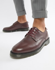 Кожаные туфли на шнуровке KG by Kurt Geiger Marston - Коричневый