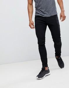 Черные джинсы скинни Soul Star - Черный