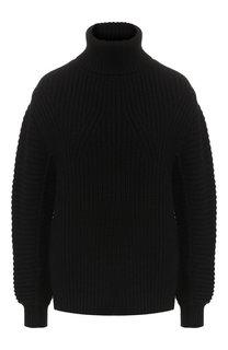 Шерстяной пуловер с высоким воротником Alexander Wang