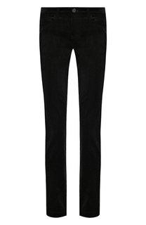 Укороченные хлопковые брюки Dolce & Gabbana