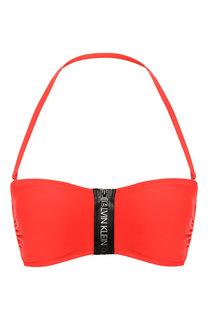 Бра-топ на молнии Calvin Klein Underwear