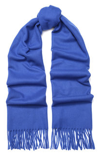 Шерстяной шарф с бахромой Moncler
