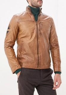 Куртка кожаная Desigual
