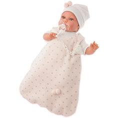 Кукла Juan Antonio Munecas Самбора в розовом, озвученная, 34 см