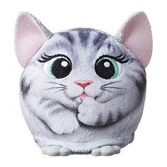"""Интерактивная мягкая игрушка FurReal Friends Cuties """"Плюшевый Друг"""" Котёнок Hasbro"""