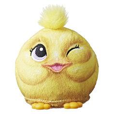 """Интерактивная мягкая игрушка FurReal Friends Cuties """"Плюшевый Друг"""" Цыплёнок Hasbro"""