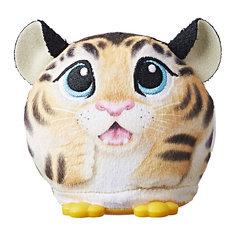 """Интерактивная мягкая игрушка FurReal Friends Cuties """"Плюшевый Друг"""" Тигрёнок Hasbro"""
