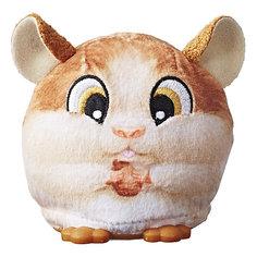 """Интерактивная мягкая игрушка FurReal Friends Cuties """"Плюшевый Друг"""" Хомячок Hasbro"""